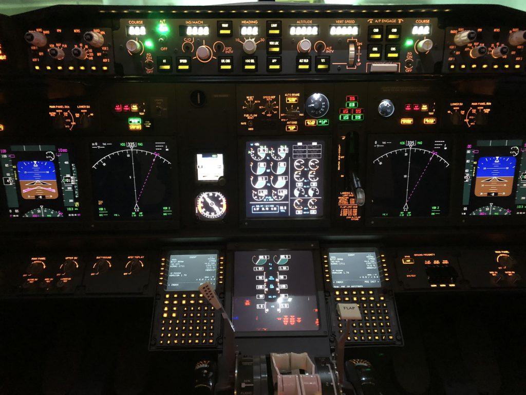 Main Instrument Panel Build (MIP) - 737NG-Sim